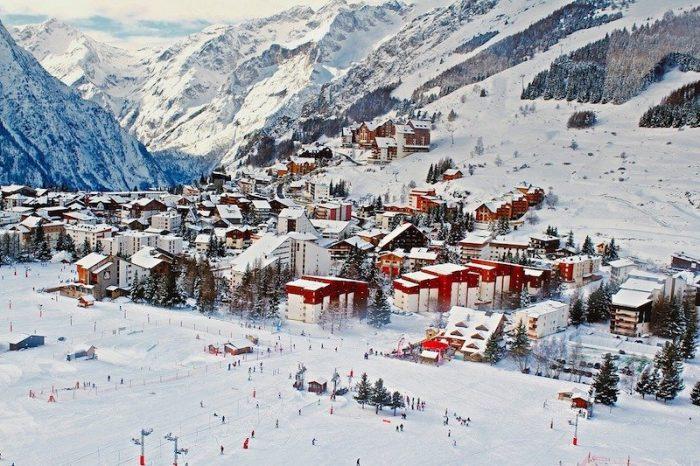 Carnaval na Neve