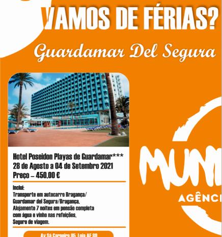 Programa de grupo Guardamar De Segura